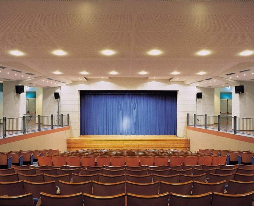 acustica auditorium