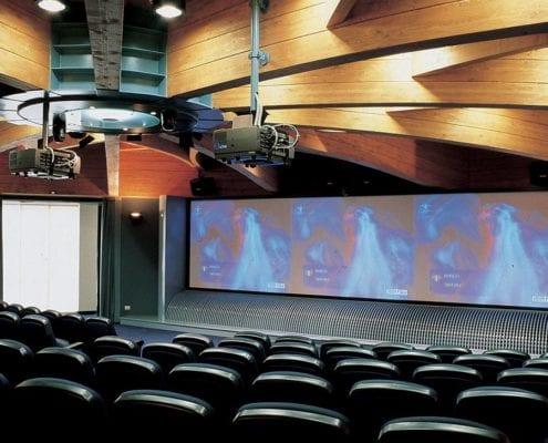 Isolamento acustico teatri