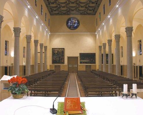 Acustica chiese e parrocchie