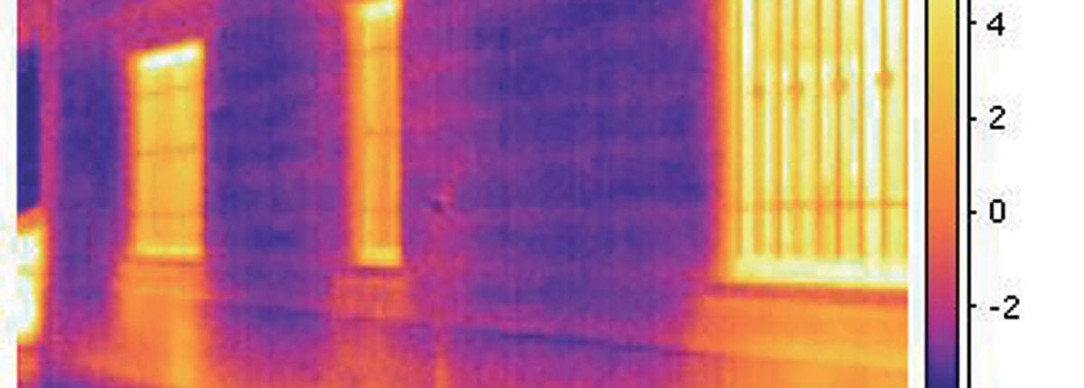 Analisi termografica e termoflussimetrica