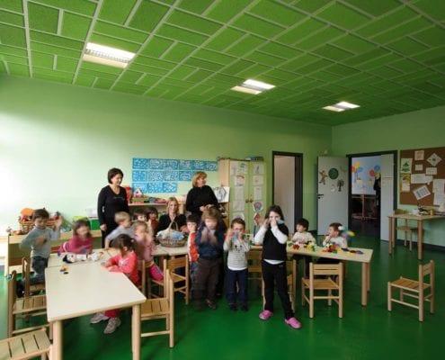 Isolamento acustico scuole e asilii