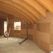 Pannelli in sughero per pareti interne