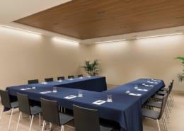 Isolamento acustico sala riunioni
