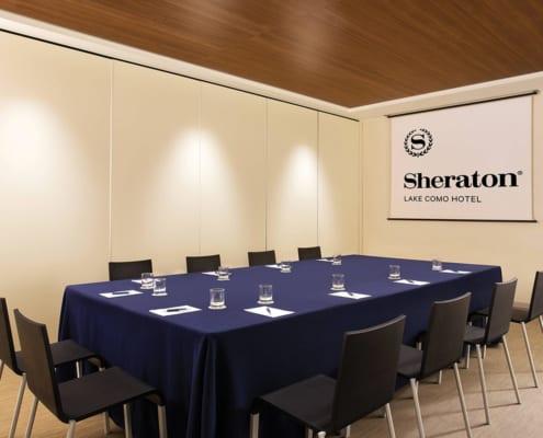 Sala meeting Hotel Sheraton Lago di Como