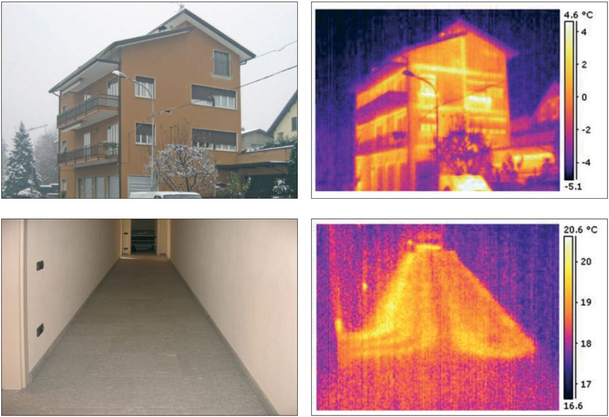 termografia infrarossa