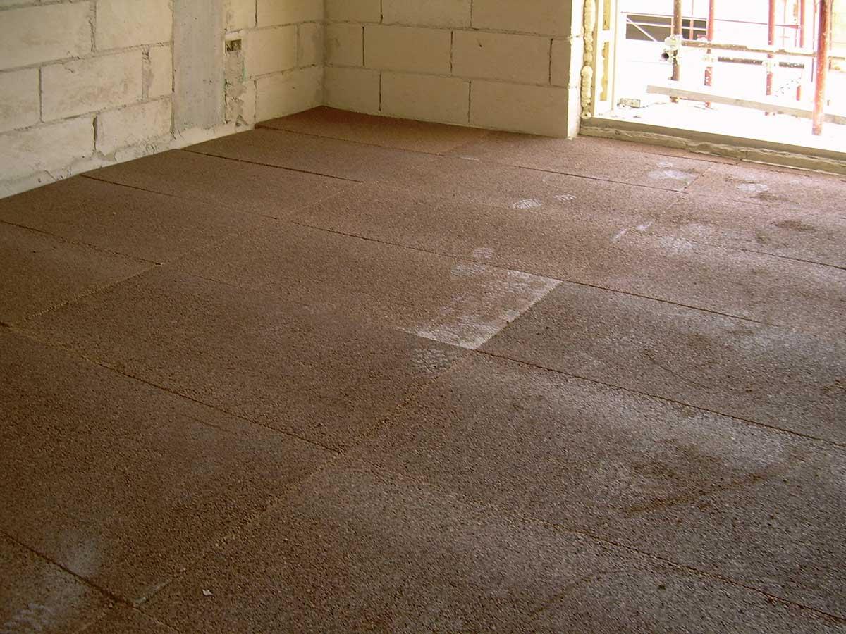Isolamento pannelli sokoverd massetto sabbia e cemento - Massetto sabbia cemento proporzioni ...
