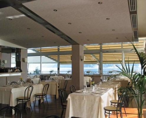 Isolamento acustico ristoranti
