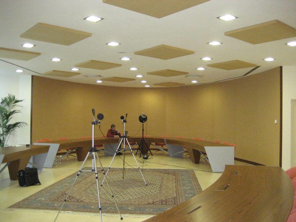 Progettazione Acustica Ambienti Speciali Attività Produttive