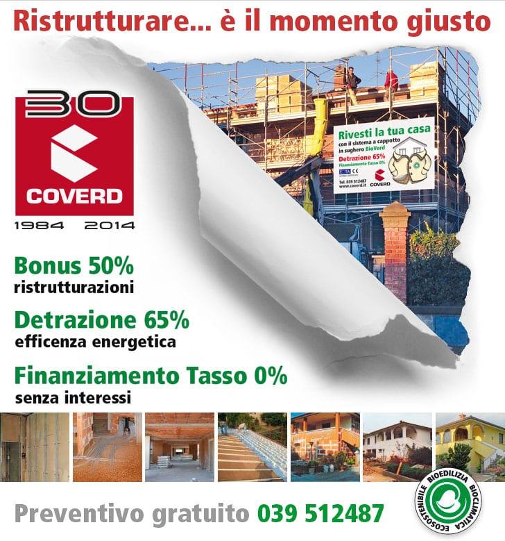 La convenienza di ristrutturare oggi la casa - Coverd