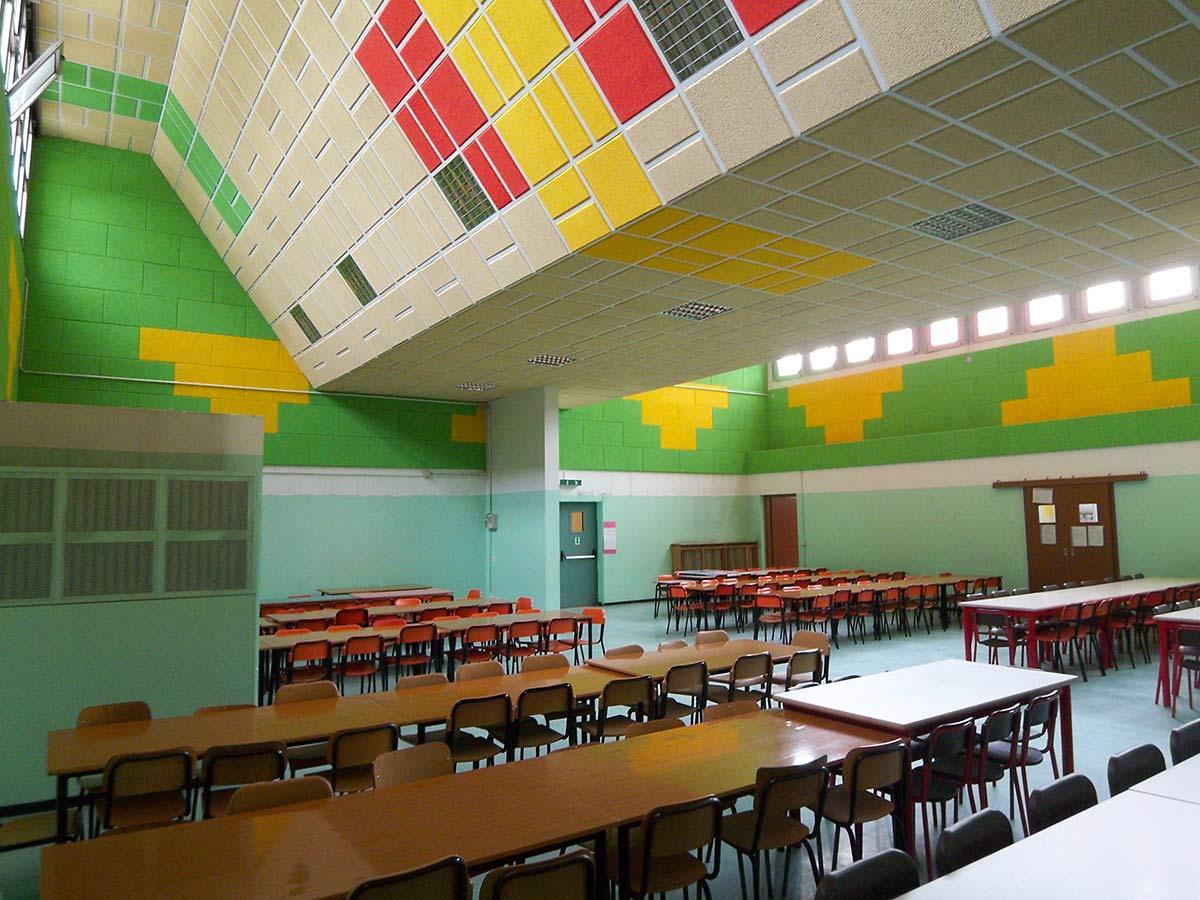 Perché i pannelli di sughero colorati per ambienti pubblici. Kontro e SoKoVerd.C1. Coverd. 10 motivi per usare i pannelli di sughero colorati negli ambienti pubblici. Coverd