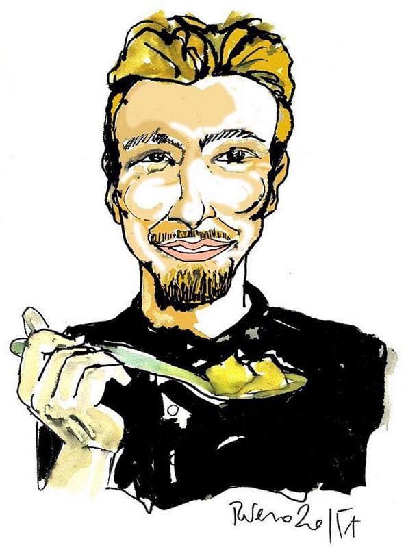 Alessandro Giriberti Executive Chef - ALT