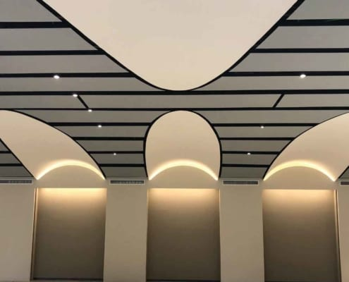 AQTex Quadro fonoassorbente luminoso