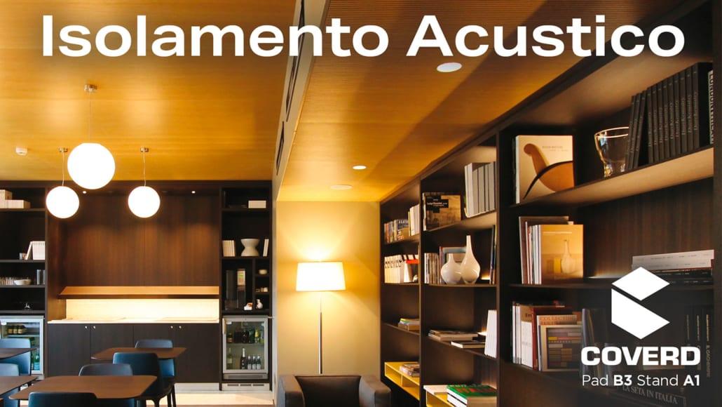 pareti fonoassorbenti e pannelli fonoassorbenti per interni