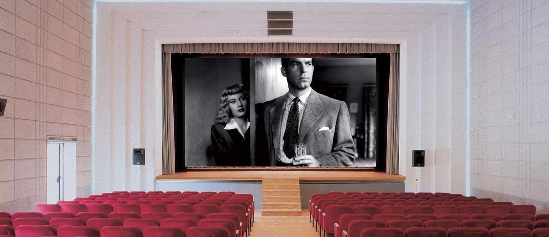 isolamento acustico cinema