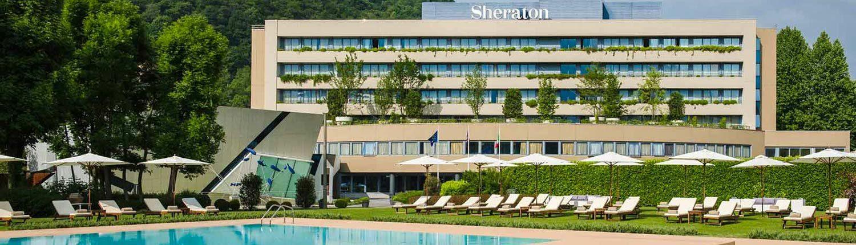 Coverd - Sheraton Lake Como