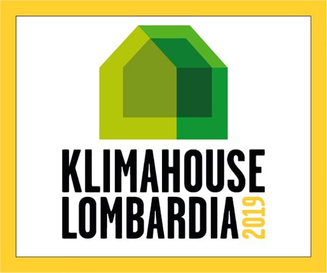 Klimahouse Lombardia 4-5-6 Ottobre 2019