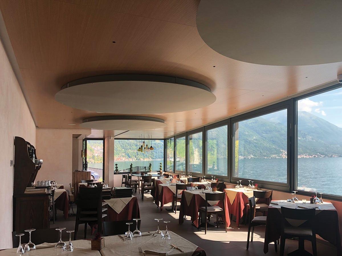 Ristorante Crotto dei Platani di Brienno - Lago di Como