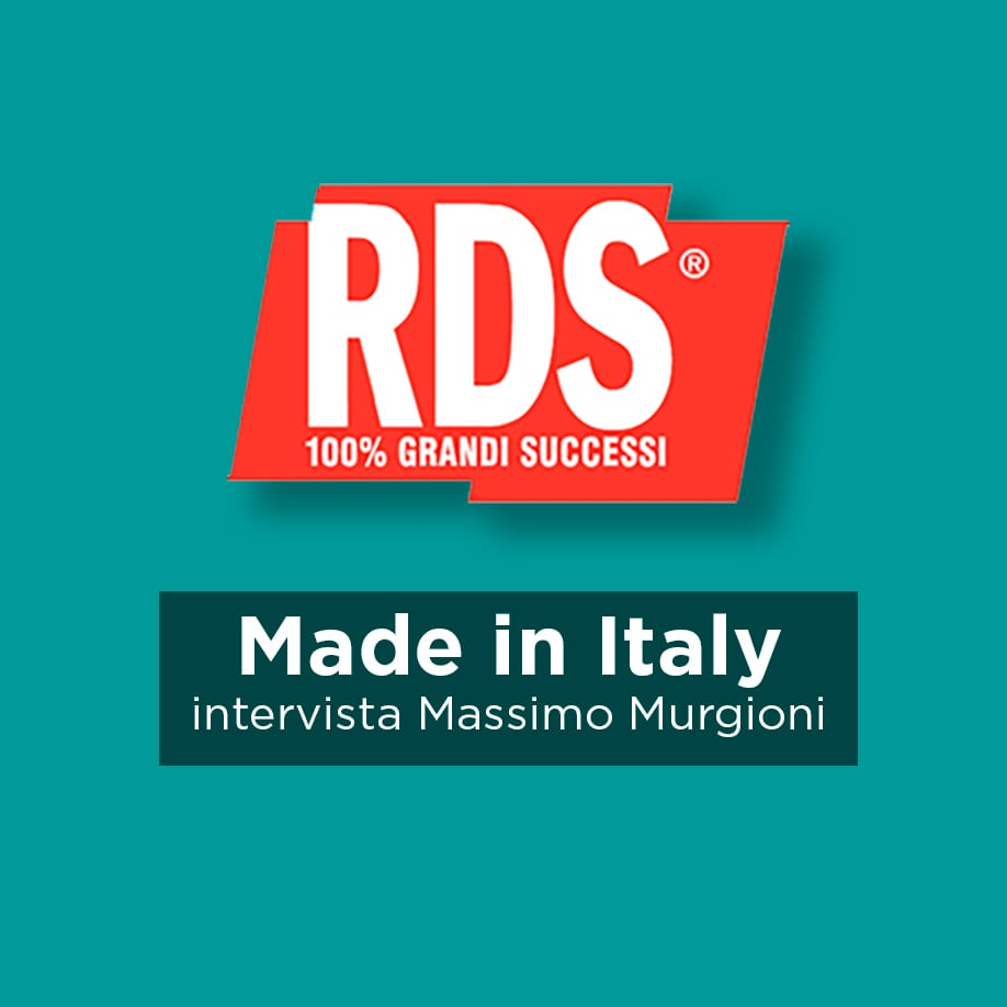 "Rubrica ""Made in Italy"" Intervista effettuata da Gianluca Teodori, capo redattore di RdS"