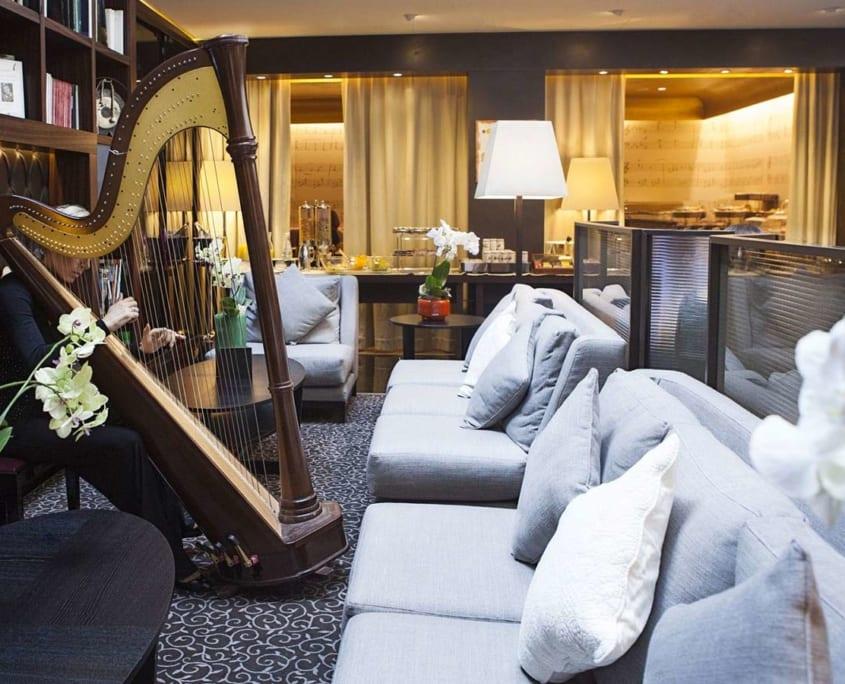 Miglior isolamento acustico - Isolamento acustico hotel e isolamento acustico camere d'albergo - Acustica hotel e acustica albergo