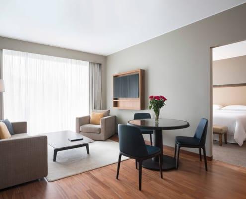 Isolamento acustico pareti - Isolamento acustico hotel e isolamento acustico camere d'albergo - Acustica hotel e acustica albergo