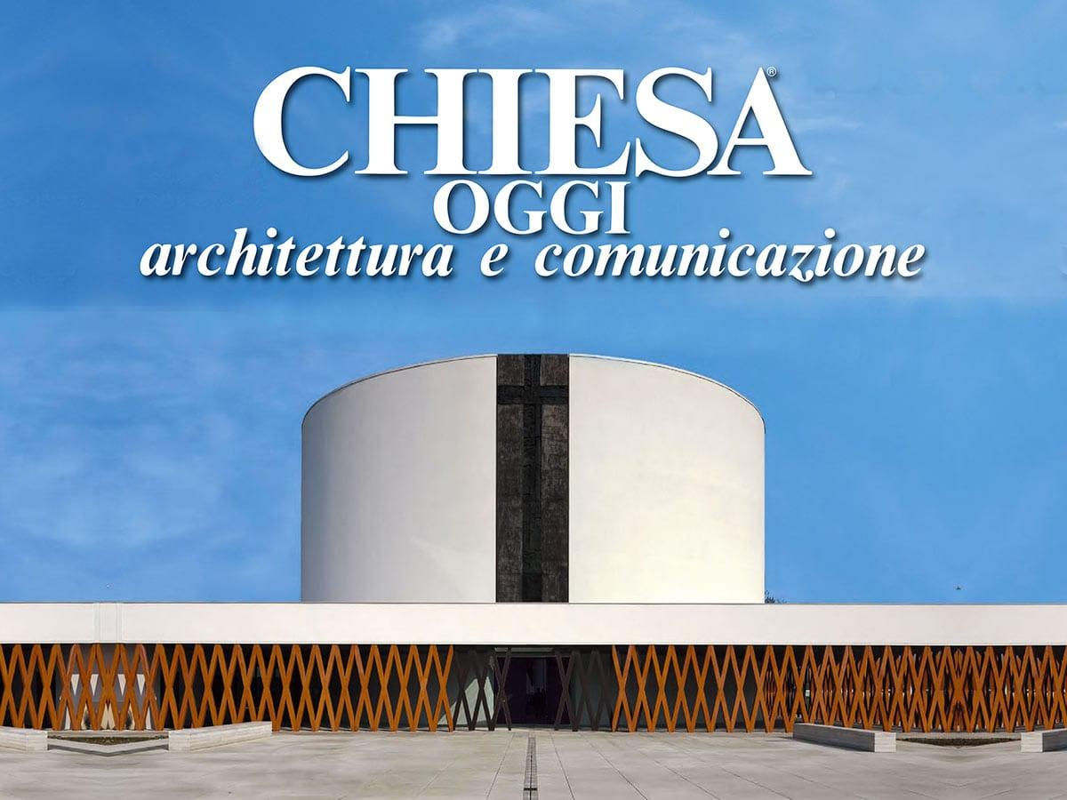 Chiesa Oggi - architettura e comunicazione