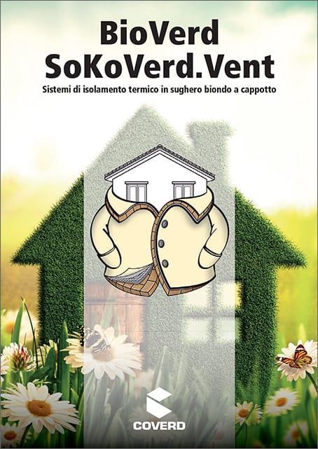 BioVerd - SoKoVerd.Vent Sistemi di isolamento termico in sughero biondo a cappotto