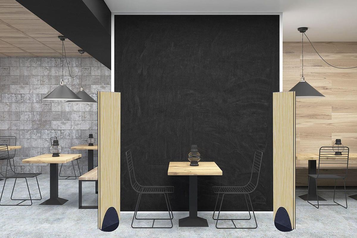 DiFono.W - Barriera modulare fonoassorbente in legno