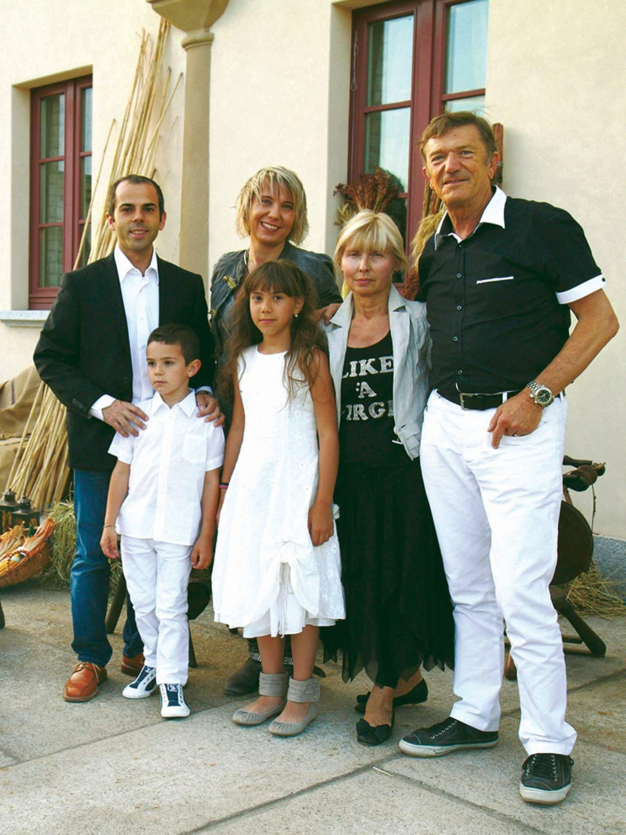 famiglia verderio angelo